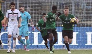 Atalanta-Palermo 3-3: Vazquez lancia i rosanero, Denis li riprende