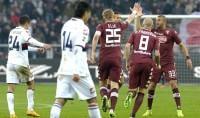 Falque illude il Genoa   Gol   Doppio Glik, è festa Toro   foto
