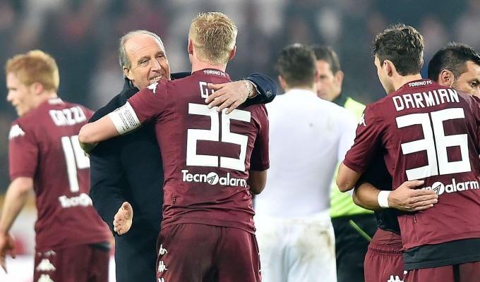 """Torino, Ventura: """"Reazione di squadra. Mercato? Cairo sa cosa serve"""""""