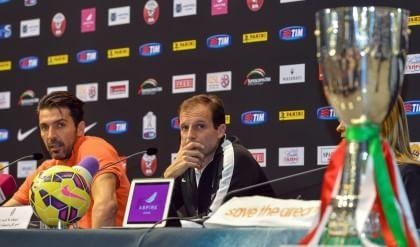 Allegri: ''Chiudiamo al meglio''   De Laurentiis  'scarica' Benitez