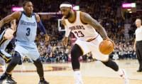 Toronto non si ferma   video    LeBron spinge Cleveland