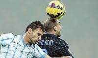 """Inter, 2-2 in rimonta   Gol     ft     Mancini : """"Serve tempo"""""""
