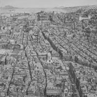 L'uomo che disegna le città a memoria