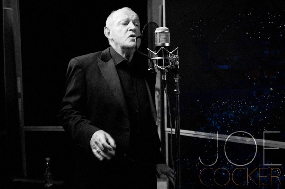 Addio a Joe Cocker, le foto su Fb dell'ultimo tour