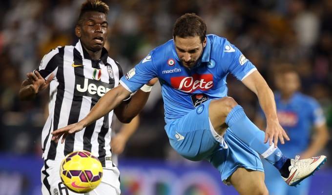 Juventus-Napoli  2-1 : supplementari in diretta