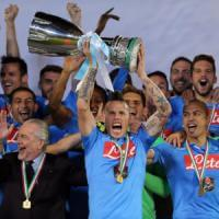 Juventus-Napoli 7-8 ai rigori, la Supercoppa è azzurra