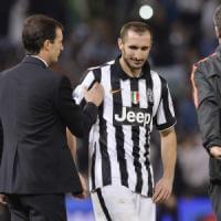 Juventus, Allegri: ''C'è mancato un pizzico di cattiveria''