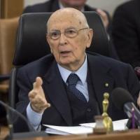 """Napolitano, ultimi affondi: """"Stop ai pm protagonisti"""".  E attacca il bicameralismo"""