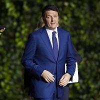 """Renzi: """"Ilva aiuto di Stato? Ue non impedisca di salvare i bambini"""". E annuncia interventi su partite Iva"""