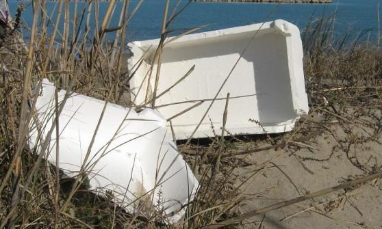 Pesca, addio al polistirolo: arrivano le cassette biodegradabili