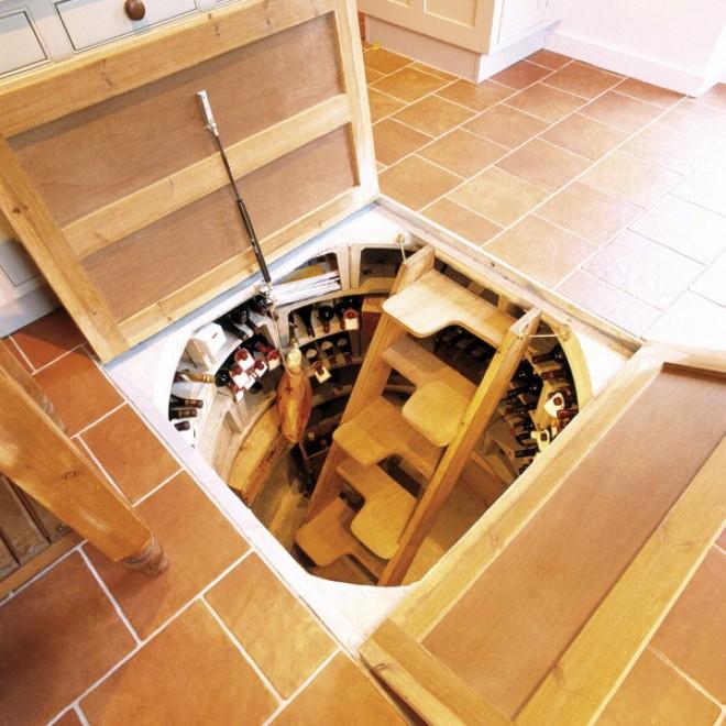 Una casa originale strane idee per arredare for House crawl themes