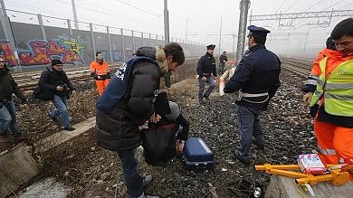 """Tanica di  nafta  sulla Milano-Bologna Rogo del 23, il pm: """"Al lavoro anche a Natale per dar volto a quei vigliacchi"""""""