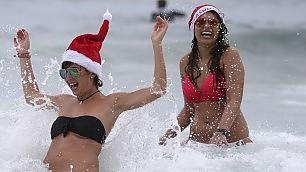 Sydney, Natale al sole tra le onde