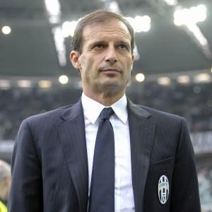 """Juventus, Allegri tra scudetto e Champions: """"Decisiva la sfida con la Roma e non mi accontento degli ottavi"""""""