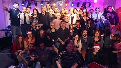 Webnotte, il rock di Natale  /   L'integrale
