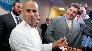 Niente cena alla Casa Bianca lo chef di Obama lascia per amore