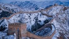 Ghiaccio e neve la bianca magia dell'inverno