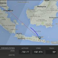 Indonesia, disperso volo con 162 a bordo: la rotta