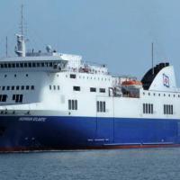 Norman Atlantic: le immagini del traghetto
