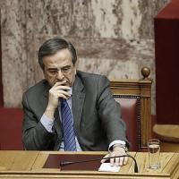 Borse Ue appese al voto greco: lo spread sale a 140 punti