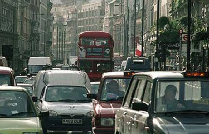 Londra, vola il car sharing: è questa la città modello