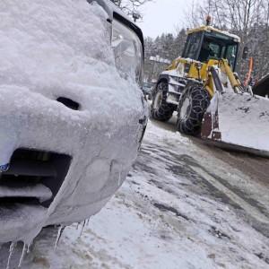 Freddo e gelo sull'Italia, la neve imbianca le regioni adriatiche. Stato di allerta per consumi gas