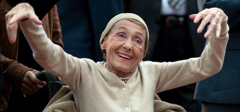 è morta Luise Rainer, fu la prima a vincere due Oscar consecutivi