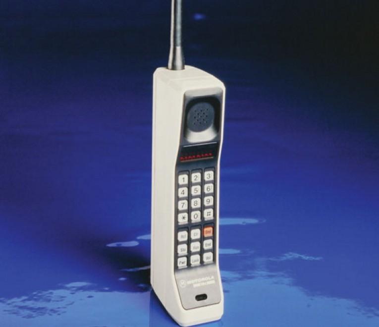 La prima chiamata cellulare commerciale compie 30 anni