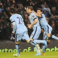 Inghilterra, Lampard trascina il City: agganciato il Chelsea in testa