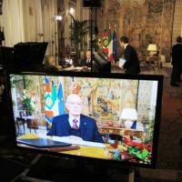 L'addio di Napolitano: dietro le quinte del discorso di fine anno