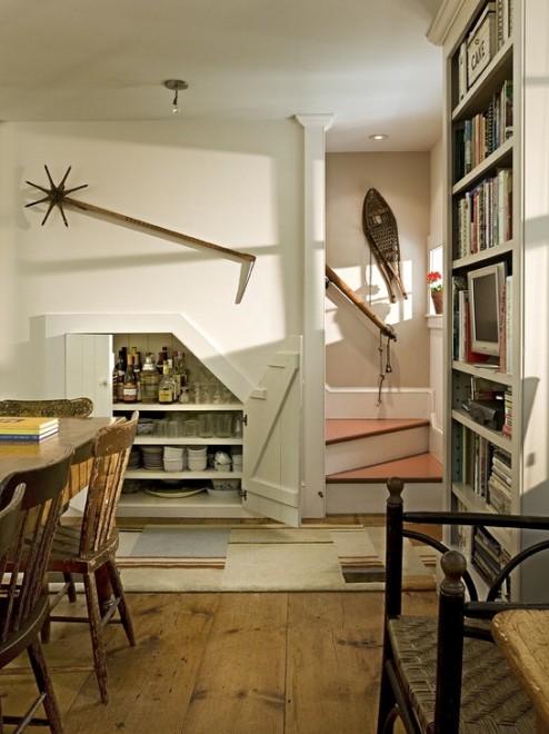 Ingegno e design sotto le scale arredare un 39 arte for Arredare pianerottolo scale