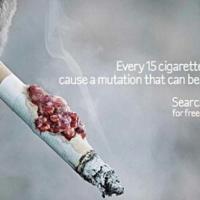 """Gb, campagna shock contro le sigarette rollate: """"Fanno male come le altre"""""""