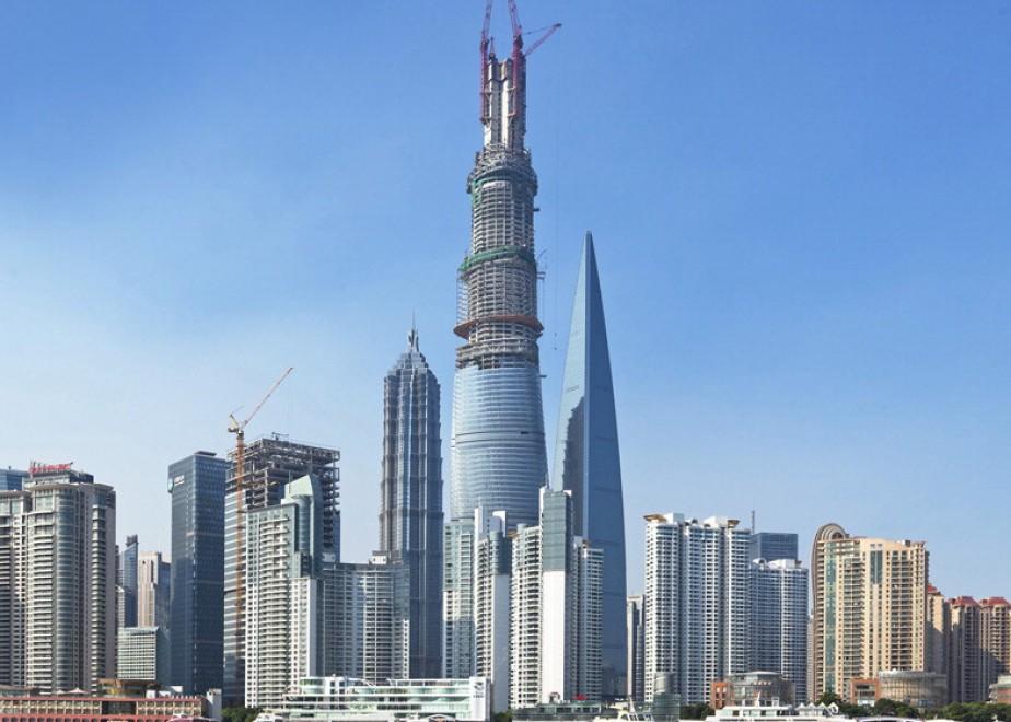 I grattacieli più alti del 2015