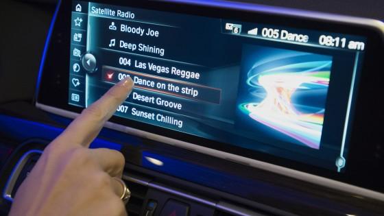 Un'auto stampata in 3D e iperconnessa: il futuro si svela a Las Vegas