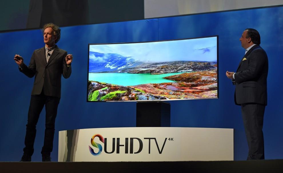 Le nuove tv SUHD di Samsung
