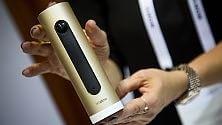 La videocamera che riconosce tutti i membri della famiglia