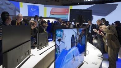 Sony: tv sottilissime, contenuti 4K  e un walkman ad alta qualità