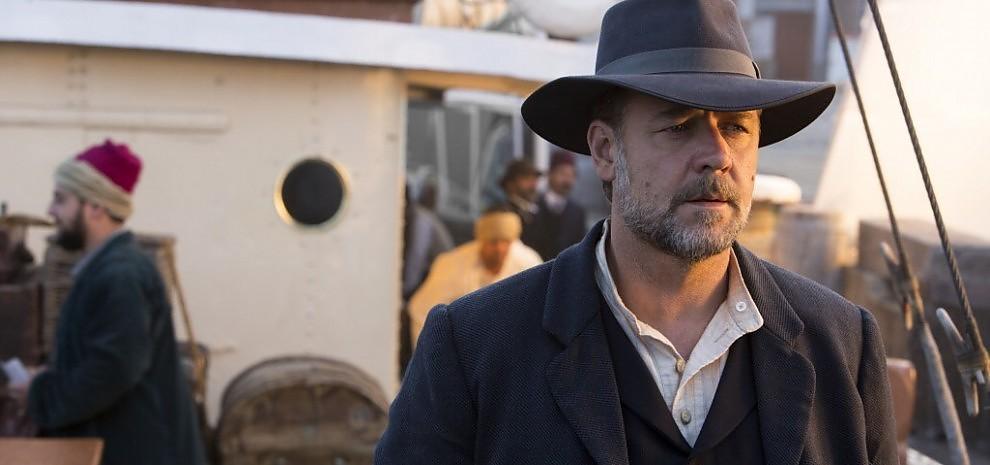 """""""The Water Diviner"""", Crowe debutta alla regia: """"Racconto anche il punto di vista del nemico"""""""
