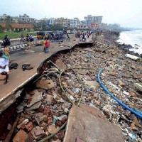 Nel 2014 nel mondo meno danni da catastrofi naturali