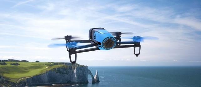 """Ecco Henri Seydoux, il Ceo di Parrot """"Il futuro? E' nei droni e nell'agricoltura 2.0"""""""