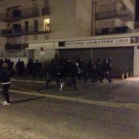 Strage Hebdo, raid polizia a Reims: le prime immagini da Twitter