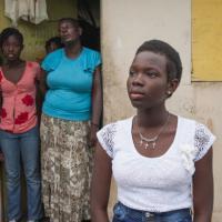 I bambini di Haiti costretti ai lavori domestici