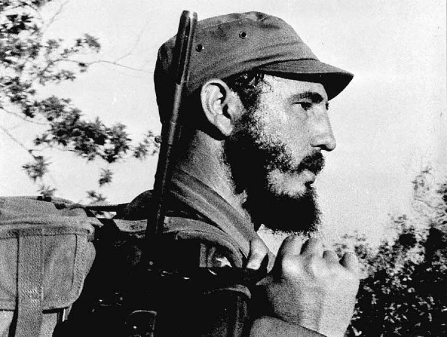 È morto Fidel Castro, portò la rivoluzione a Cuba 115420937-21e48f83-1dd5-4e61-9fec-86c816364baa