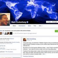 Zuckerberg, il post di solidarietà per Charlie Hebdo divide gli utenti
