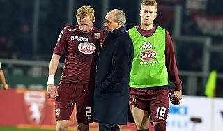 """Torino, Ventura: """"E il punto di partenza del nostro campionato"""""""