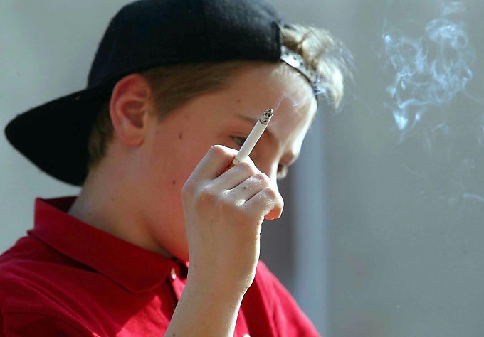 Siccome è corretto a video per smettere di fumare