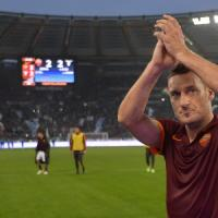 """Roma, Garcia: ''Ringrazio il capitano, è un genio''. Totti: """"Il selfie? Ci pensavo da una settimana"""""""