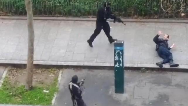 Terrore a Parigi, strage a Charlie Hebdo