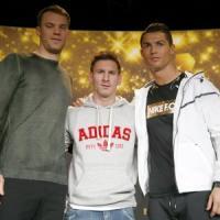 Pallone d'Oro, vince Cristiano Ronaldo: battuti Neuer e Messi. Loew il miglior tecnico