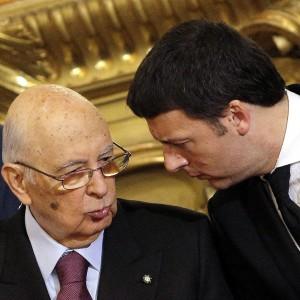 Napolitano, domani le dimissioni. Ultimo incontro con Renzi sulle riforme